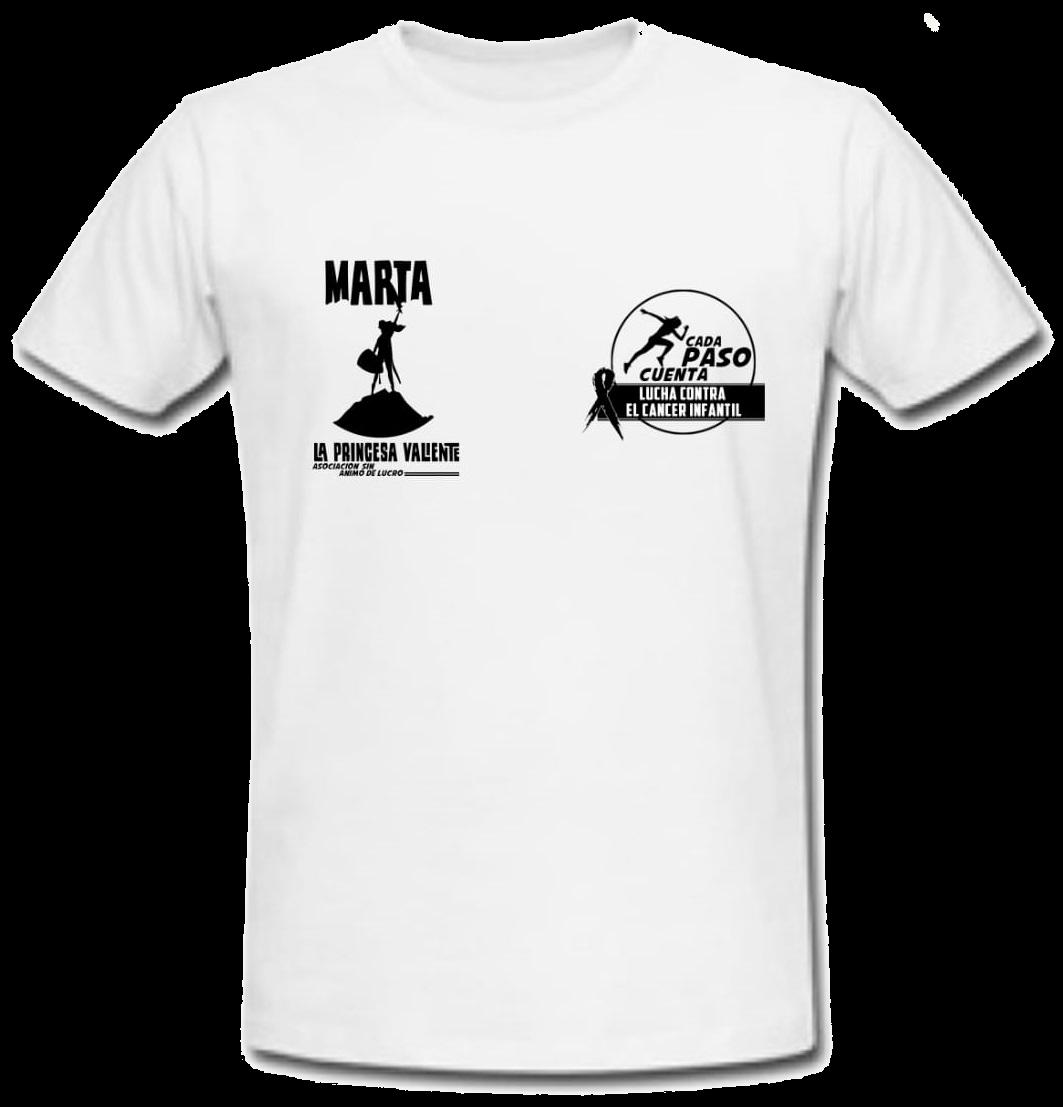 """Camiseta """"I Carrera Contra el Cáncer Infantil"""" 2019"""